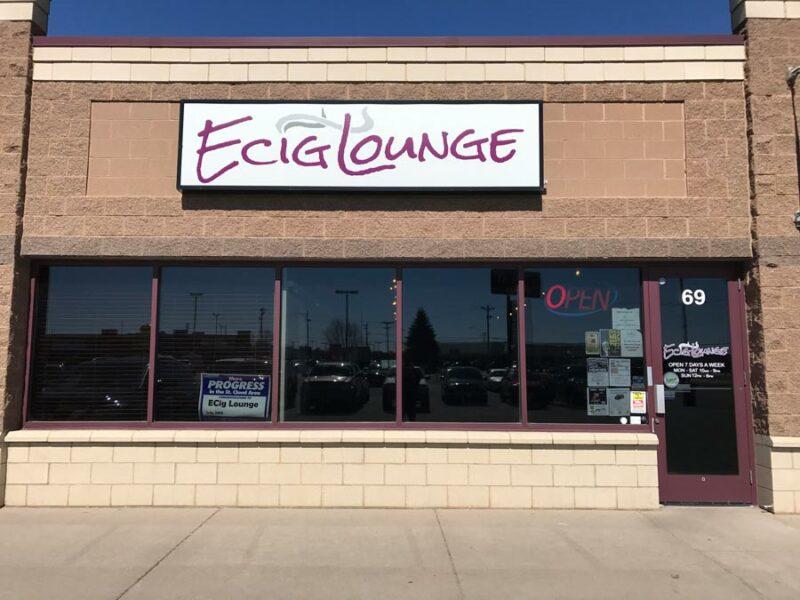 Ecig Lounge Waite Park Location Building Image