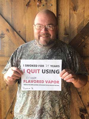 Ecig Lounge Quit Sign Customer 6
